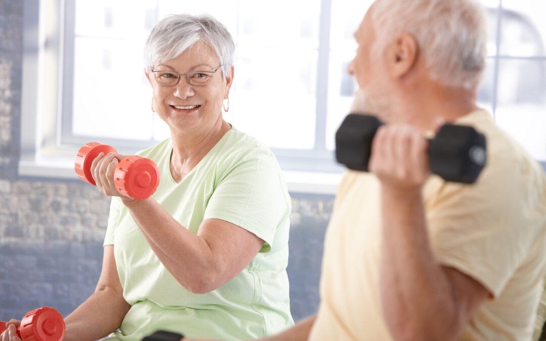 Ejercicio en personas mayores